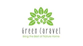 Portfolio image Green Caravel