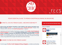 Website and responsive SoChic