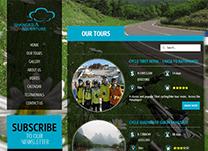 Website Shangrila Adventure